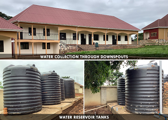 Water Reservoir System