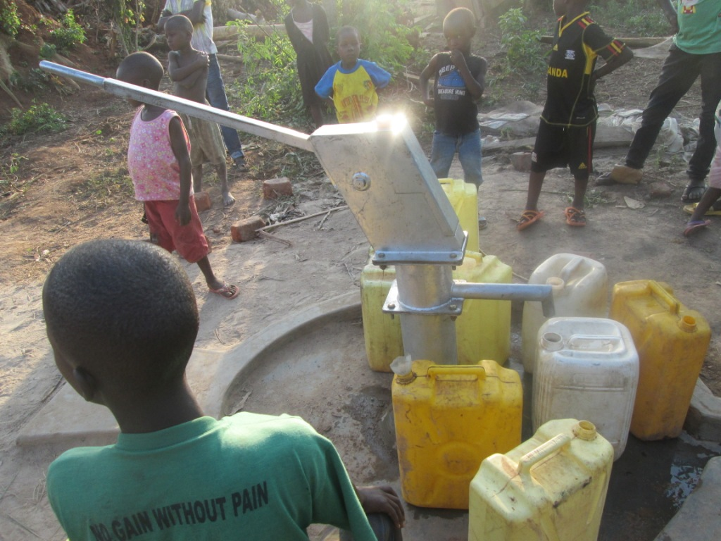 New Well: Bringing Clean Water to the Village