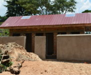 New Outhouses for Students