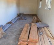 Inside the New Storage Unit