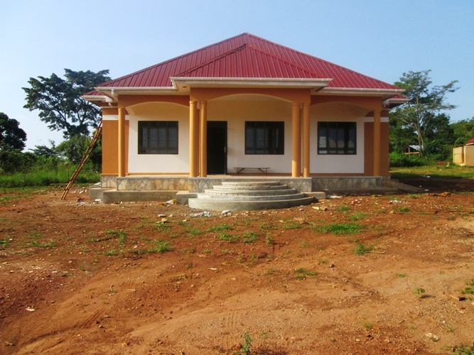 New Medical Clinic (Completed Jan. 16, 2016)
