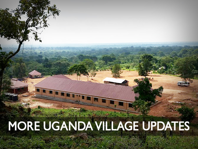 Album: More Uganda Village Updates