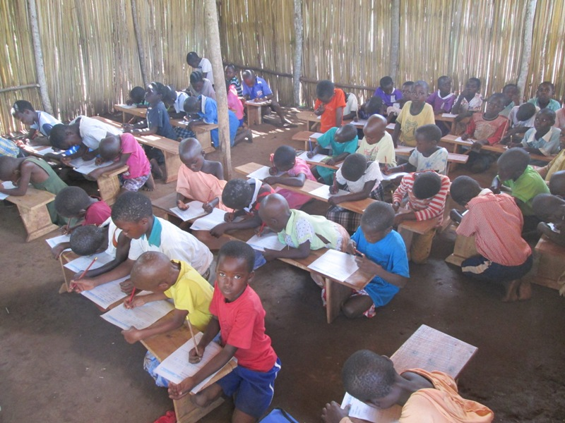 Sponsored Students Hard at Work
