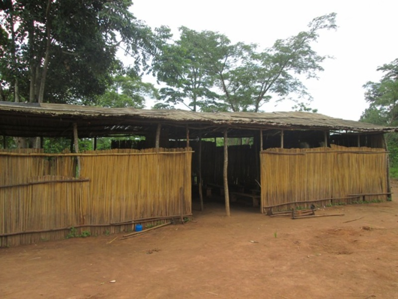 The New School's First Primitive, Temporary Classrooms