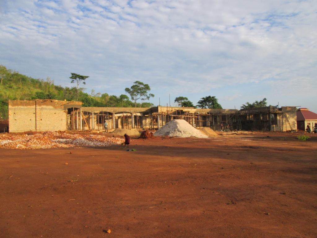 Ndagga school construction1